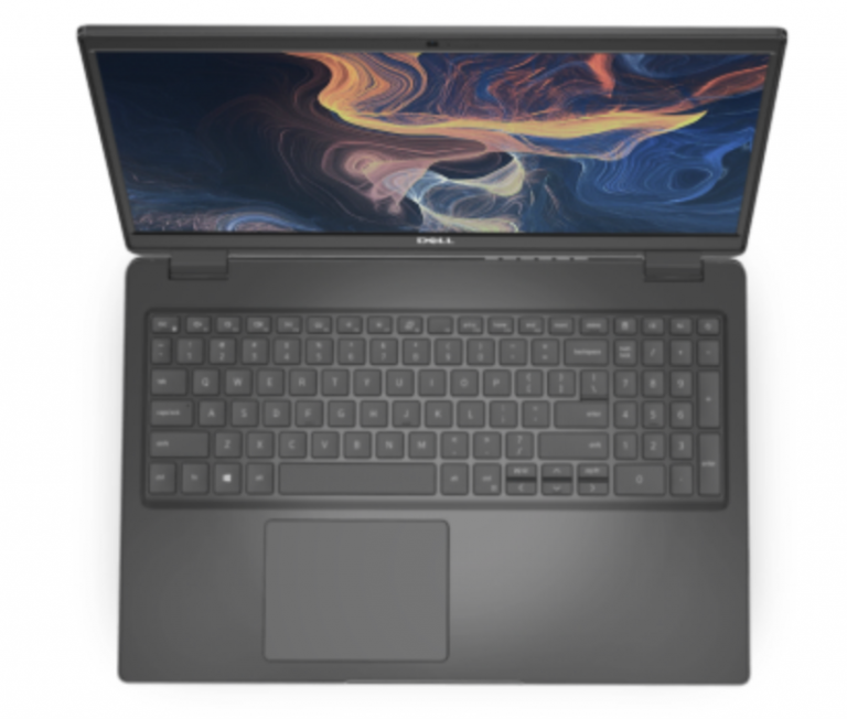 Laptop DELL - 3510 top