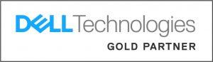 DELL Gold Partner Logo
